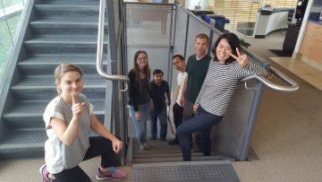 Stair Team