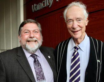 Ross MacGillivray & Earl Davie