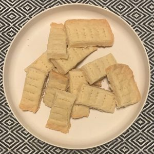 Scottish Shortbread by Bronwyn Lyons