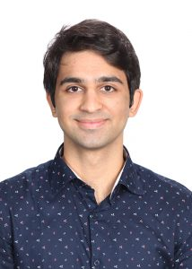 Bio photo of Nabil Ali-Mohamad from the Kastrup Lab