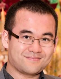 Bio photo of Dr. Andrew Shih